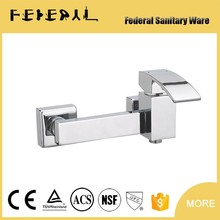 Exquisite Single Handel Chorme Plated Brass Shower Faucets/ mixer / tap