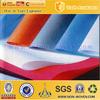 Wholesaler Fabric Supply Recycle Disposable spun bond non-woven Fabric(Blue color)