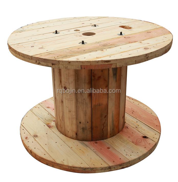 grand vide en bois bobines de c ble vendre equipements de fabrication de c bles id de produit. Black Bedroom Furniture Sets. Home Design Ideas