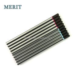 High Quality Strip HB Pencil, Hexagonal Standard Pencil with Dip End MT8001