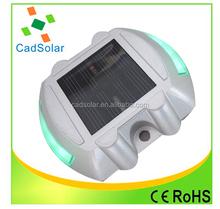 600 MAH ni - mh aluminium route solaire stud réflecteur
