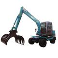 amz 6 ton excavadora de brazo largo