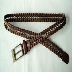 special fashion custom made woman PU belts