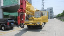 Used hydraulic mobile crane 65Ton