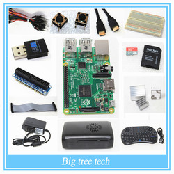 Raspberry Pi 2 Ultimaker Starter Kit - Wifi, HDMI, Breadboard, SD Card,case, I8 keyboard, power supply and any more