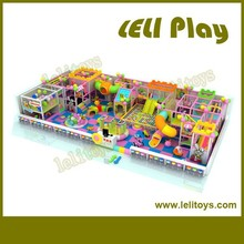 LL-I31 Hottest Soft Padded Attractive Indoor Play