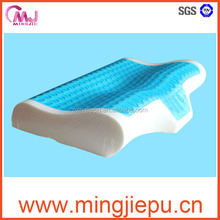 Memory Foam Bed Wedge/pillow with cooling gel layer
