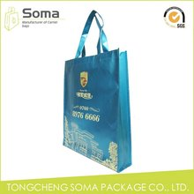 High quality oem cheap designer tote non woven bags