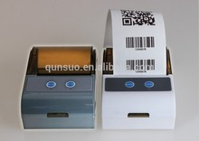 QS5803 Mini Mobile Thermal Printer Line direct thermal printer price