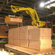 2015 China new automatic used brick robot mahcine