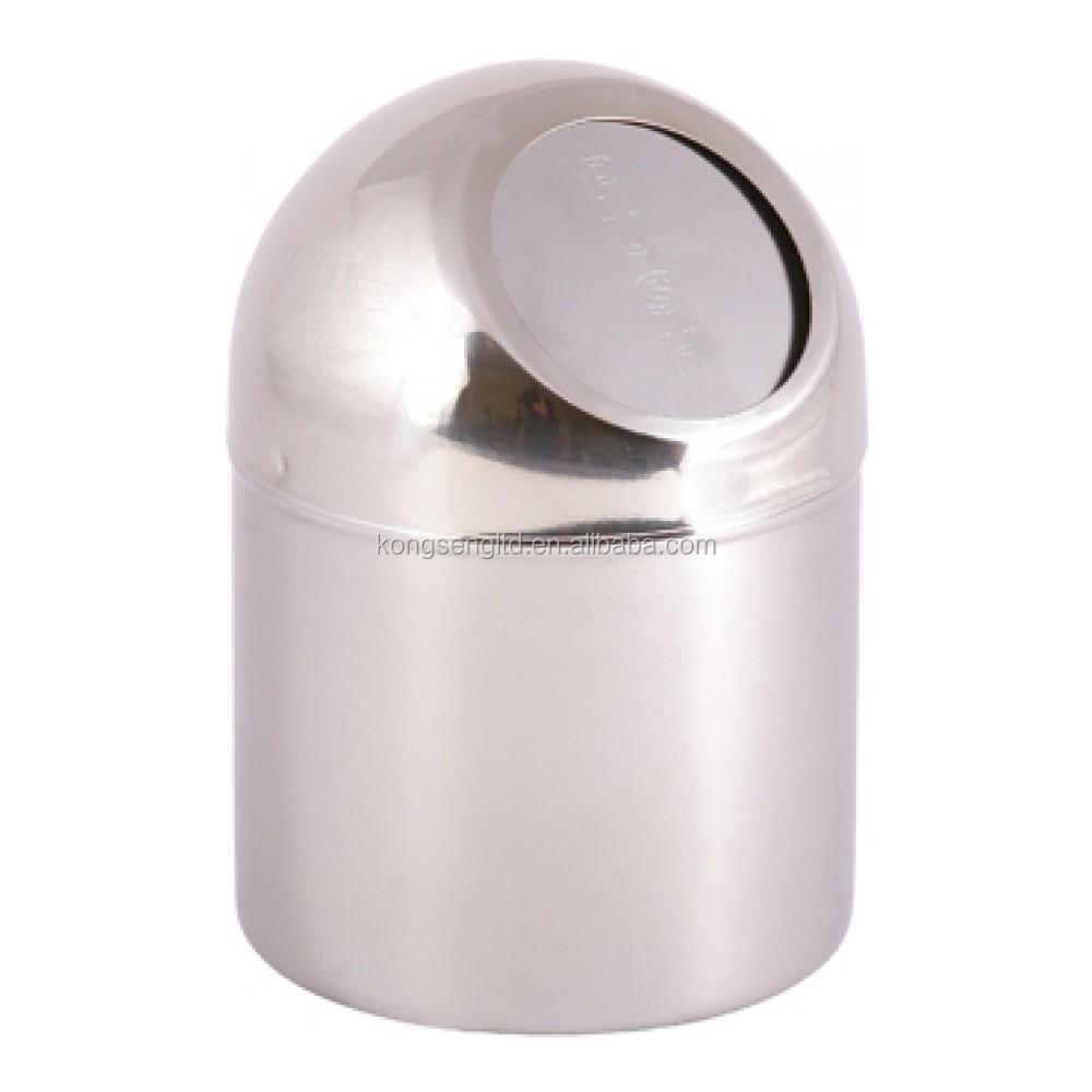 Countertop Trash Can 1 L - Buy Mini Waste Bin,1l Countertop Trash Can ...