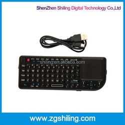 2.4g usb wireless mouse computer wireless touchpad keyboard mouse for tv