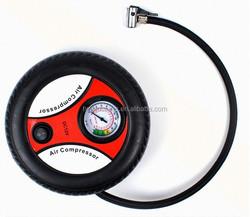 Mini Portable Tire Inflator Air Compressor