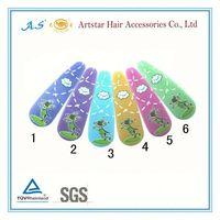 hair grips bobby pins colorful plastic hair clipper