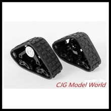 RC4WD 1:10 Predator predators Track wheel assembly black (Z-W001)