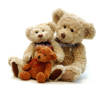 All kinds of size and different colors teddy bear