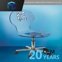 Factory Direct Price Small Order Accept Acrylic Racing Seat Office Swivel Chairs