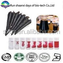 100% Water Soluble Black Carrot Juice Powder Extract Black Radish