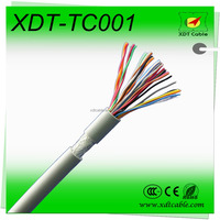 Guangzhou factory supply twisted underground 10 pairs telephone cable Pure Copper Communication Cable