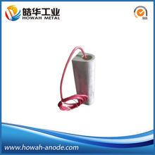 Cathodic protection sacrificial anode magnesium anode