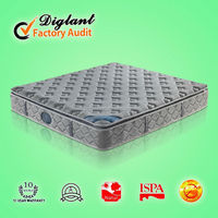 hot selling natural latex best hotel dream foam mattress