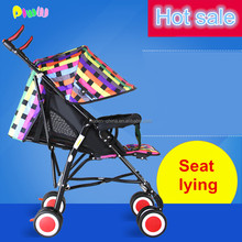 2015 New style steel material high quality Baby carriage
