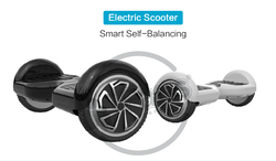 "Self Balancing Scooter Two 6.5"" Wheel Electric Hoverboard Drifting Personal Transporter Mini adult drift trike"