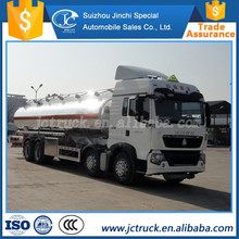 20-25 cbm petrol fuel dispensing truck Hot Sales