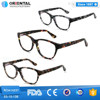 2015 mido fair hot sale with good quality and low moq types of spectacles frame from eyewear china