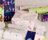 Birthday Wishes Gift Wrapping Paper Printed Tissue Paper Packiaging Tissue