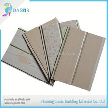 Great durability factory directly pvc ceiling with low price