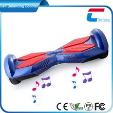 Shenzhen CXJ Top Battery bluetooth music board toy car transporters new style skateboards