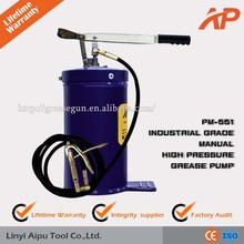 AAP Brand Manual Grease Pump For North America Market, Vehicle Tools Manufacturer For 15 Years