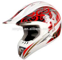 Casco de la motocicleta( h- 07)