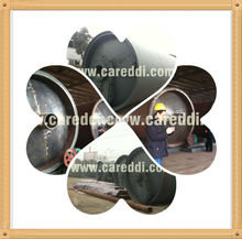 Hot! waste tyre recycling machine/Pyrolysis plant