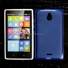 New arrival Frost matte tpu gel case for nokia X2