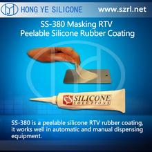 Masking RTV Peelable Silicone Rubber Coating