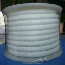 White Expanded Teflon Value Rod Filler