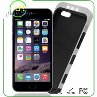 Efficient logistic service wireless emitting intelligent LED phone case cover for iphone 6s