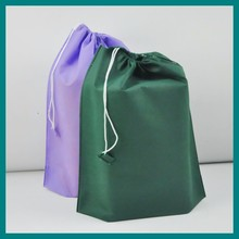 durable large size non woven drawstring bags shoe bags laundry bags