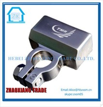 Good electrical conductivity car battery clamps / terminals