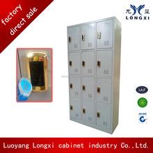 12 door metal clothing storage cabinets steel bedroom