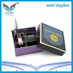 2015 Newest phimis kayfun mini clone / kayfun mini atomizer / kayfun mini