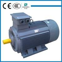 qizhen Y series three phase aluminium electric car wheel motor