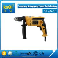 KaQi power tool 750w impact wrench 13mm impact drill, Hammer drill,