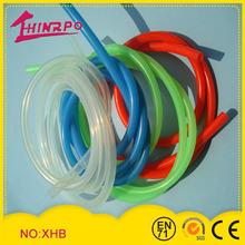 thin Silicone rubber tube