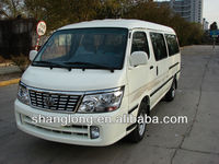 2013 hot TOP CHINA'S MINIBUS -- TM6490 - RHD DIESEL