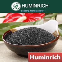 Huminrich Enhance Microbial Activity Shiny Crystal Humate Potassium Soil Reconditioning