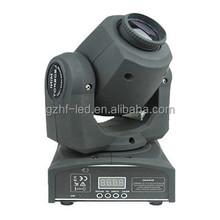 Pro 12W LED Mini Moving Head Spot Light