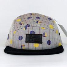 custom 5 panel hats wholesale/5 panel man hat